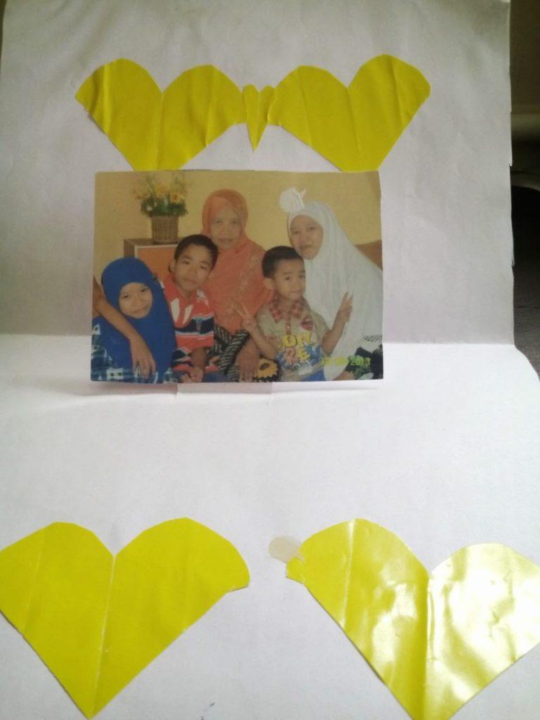 pop up keluarga