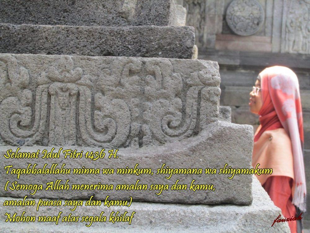 Selamat Hari Raya Idul Fitri 1436H