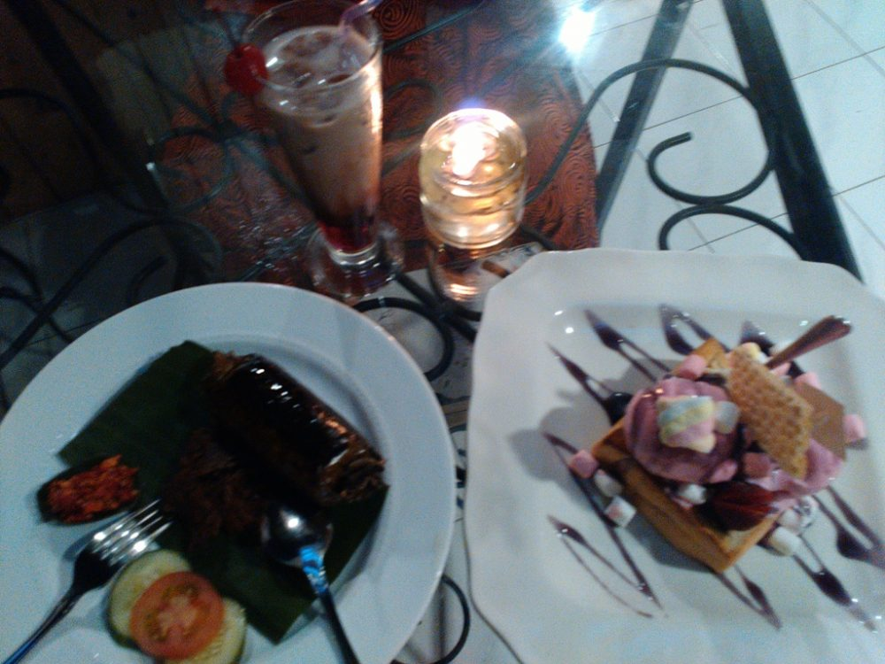 Madam Wang Secret Garden: Tempat Asyik Buat Candle Light Dinner