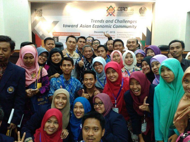 Trends and Challenges toward Asian Economic Community UNESA