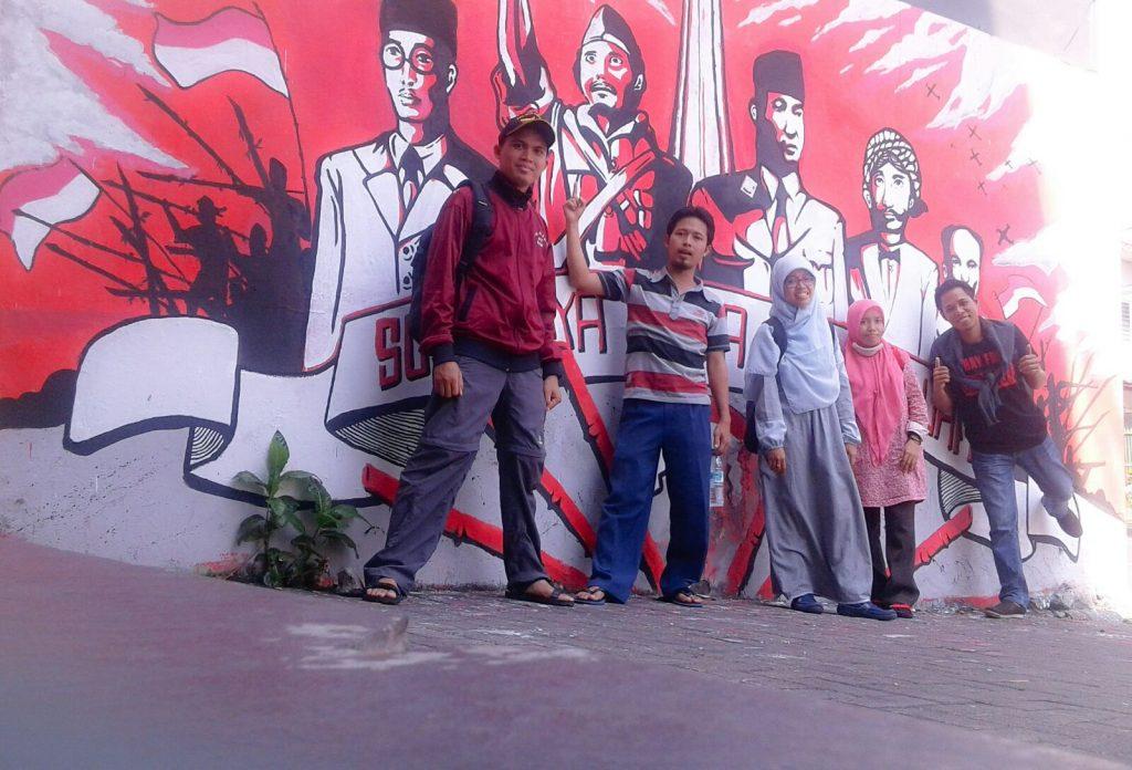 *Nyasar: tahu hal baru di sudut Surabaya