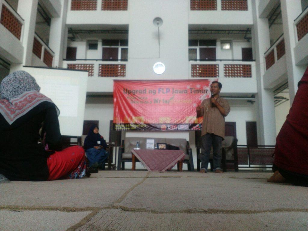 Hari ketiga Upgrading FLP Jatim