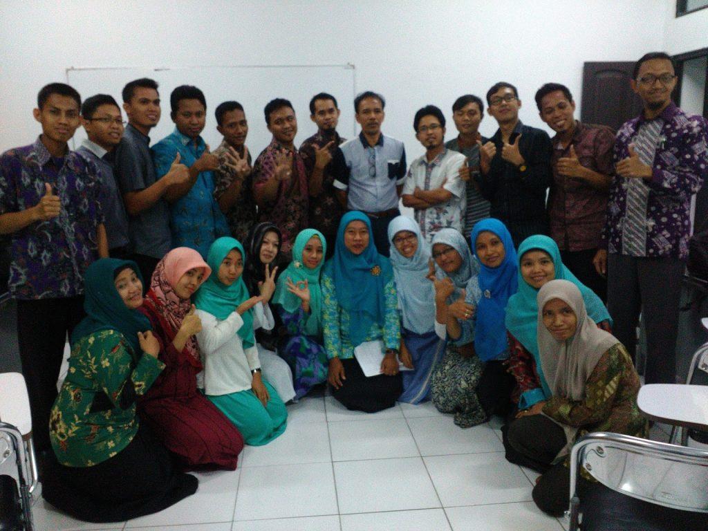 Bersama Drs. Nasution, M.Ed., M.Hum., Ph.D