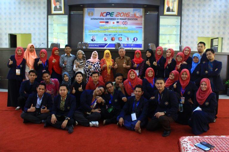 International Conference of Primary Education (ICPE) 2016 Universitas Negeri Surabaya