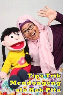 Tips Trik Mendongeng ala Kak Pita