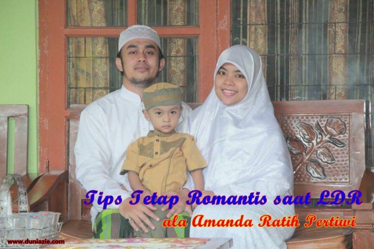 Tips Tetap Romantis saat LDR ala Amanda Ratih Pertiwi