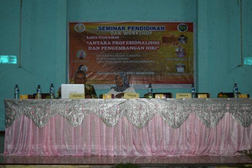 Seminar Pendidikan dan Workshop Karya Tulis Ilmiah