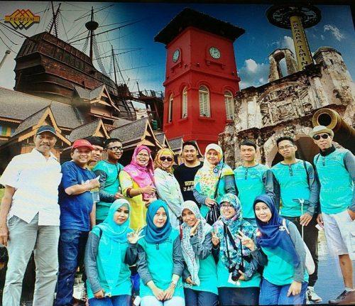 Itinerary Singapura-Melaka-Malaysia-5D4N
