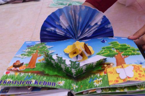 Interactive Book untuk Meningkatkan Kreativitas Anak