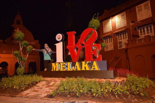 3 Hari Menikmati Pesona Kota Tua Melaka