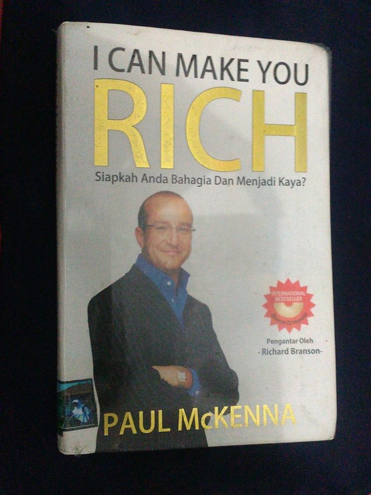 I can Make You Rich - Paul McKenna