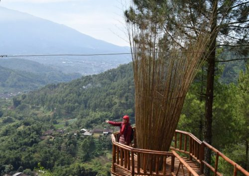 Jelajah Goa Pinus dan Rumah Papua