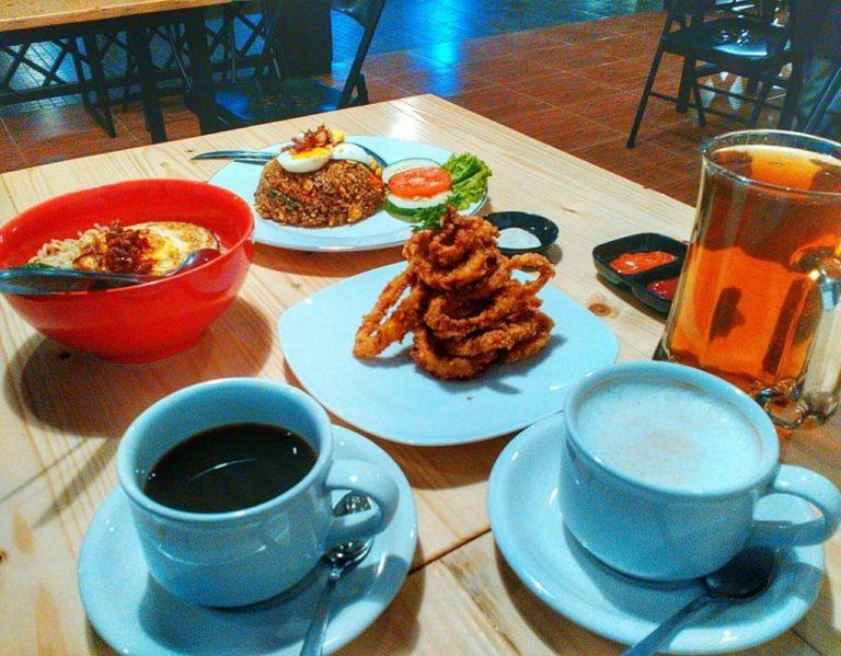Menikmati Kopi Mandailing di Koromie Café