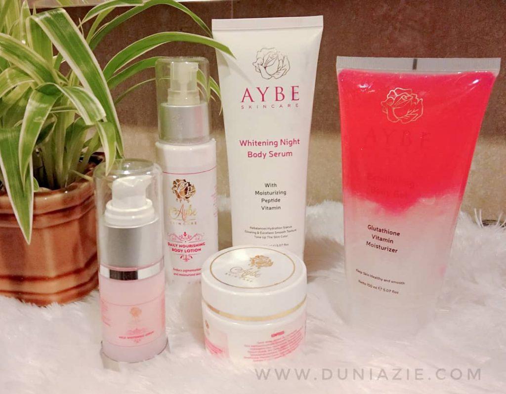 9 Alasan Serum Pemutih Badan AYBE Skincare adalah Pilihan Tepat