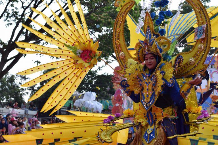Mlang Carnival Flower