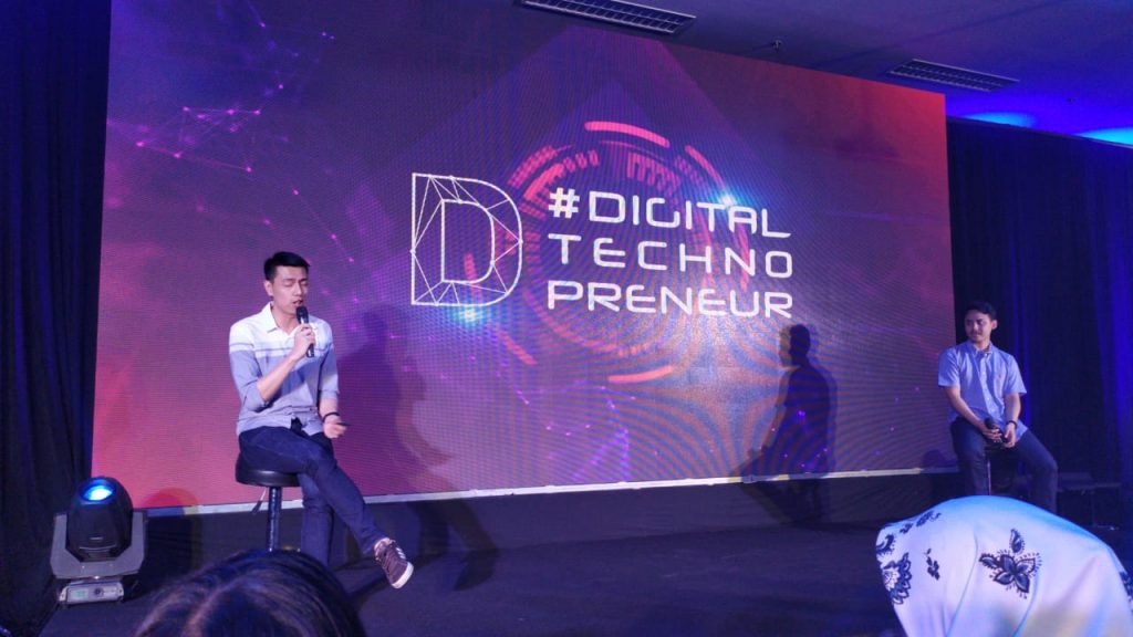 The Grand Launching of BINUS Malang: Digital Technopreneur Conference in Disruption era