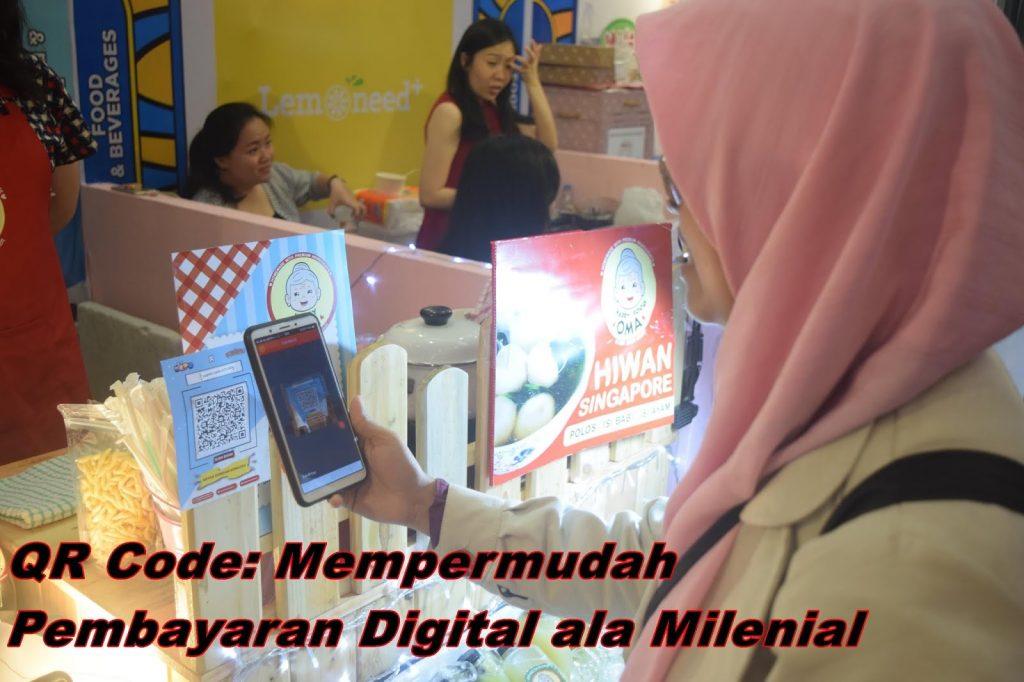 QR Code: Mempermudah Pembayaran Digital ala Milenial