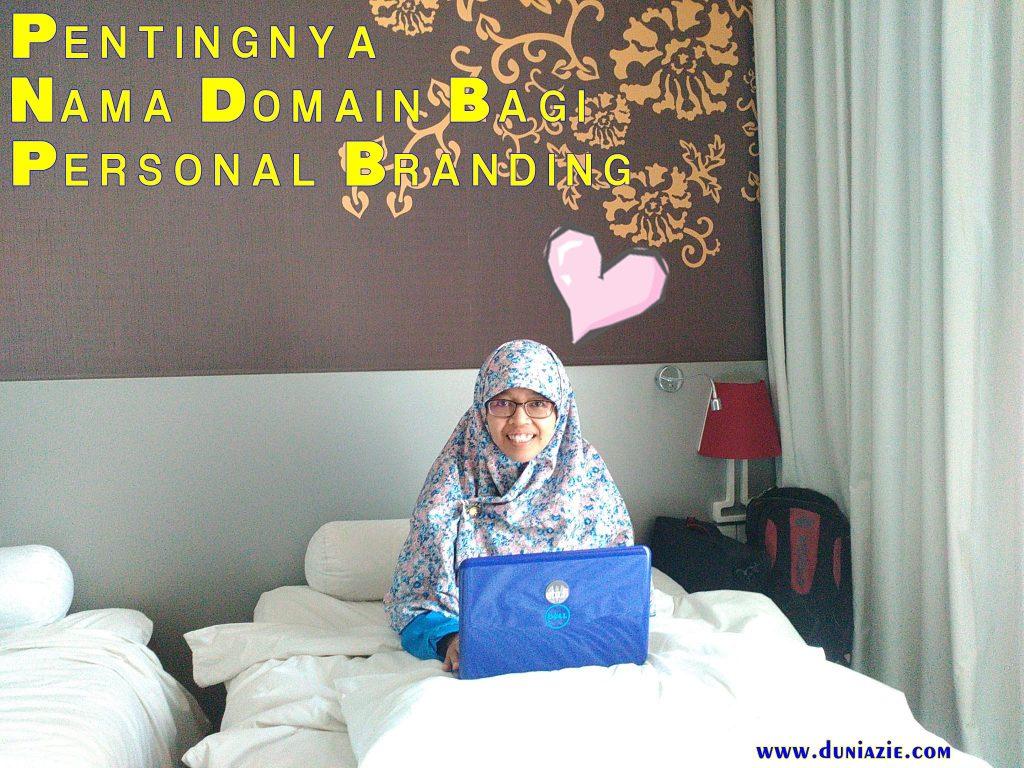 Pentingnya Nama Domain Bagi Personal Branding