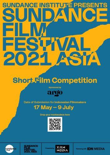 Kompetisi Film Pendek Sundance Film Festival: Asia 2021, Kompetisi untuk Filmmakers di Indonesia